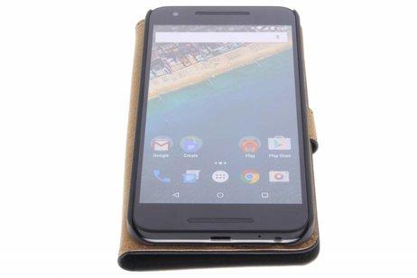 LG Nexus 5X hoesje - Selencia Luxe Hardcase Booktype