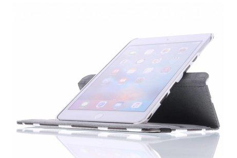 360° Draaibare Design Bookcase voor iPad Mini 4 - Koe