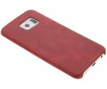 TPU Leather Case Galaxy S6 Edge