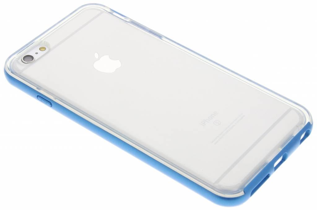 Bumper Backcover voor iPhone 6(s) Plus - Blauw