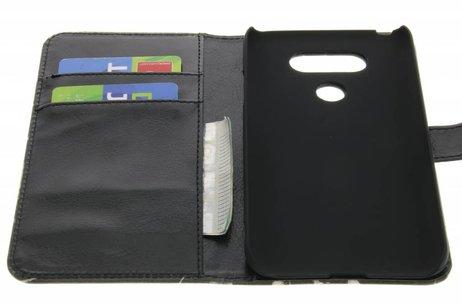 LG G5 (SE) hoesje - Marmer Design Booktype voor