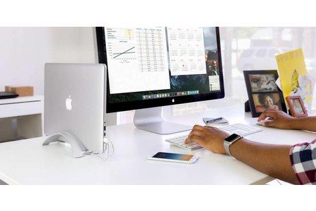 Twelve South BookArc Vertical Desktop Stand voor MacBooks