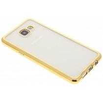 Backcover met metallic rand Samsung Galaxy A5 (2016)