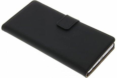 Huawei P9 hoesje - Selencia Luxe Hardcase Booktype