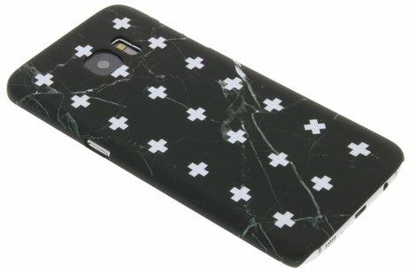 Samsung Galaxy S7 Edge hoesje - Design Hardcase Backcover voor