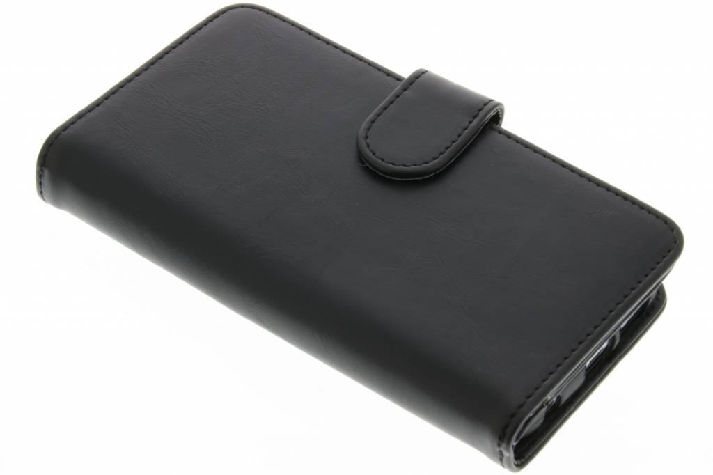 Portemonnee Hoes 17-vaks voor Samsung Galaxy S7 Edge - Zwart