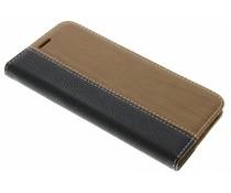 Hout Lederen Booktype LG G5 (SE)