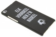 Design Hardcase Backcover voor Huawei P8