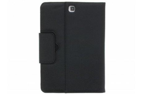Bluetooth Keyboard Bookcase voor Samsung Galaxy Tab A 9.7 - Zwart