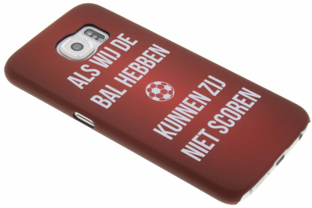 Design Hardcase Backcover voor Samsung Galaxy S6