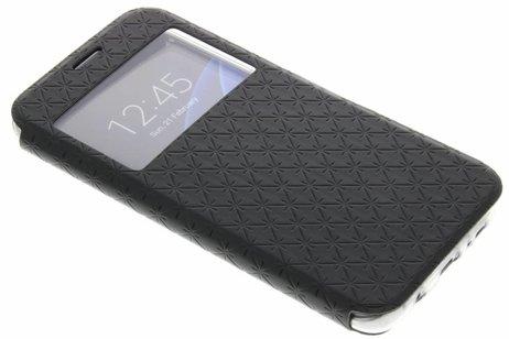 Samsung Galaxy S7 Edge hoesje - Rhombus Booktype voor Samsung