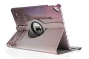 360° Draaibare Design Bookcase voor iPad Pro 9.7 - Parijs Je T'aime