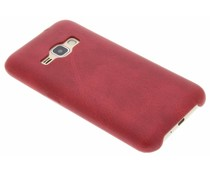 TPU Leather Case Samsung Galaxy J1 (2016)