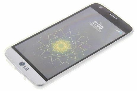 LG G5 (SE) hoesje - Softcase Backcover voor LG