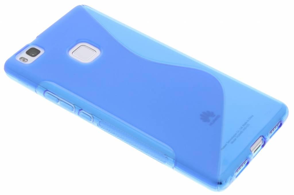S-line Backcover voor Huawei P9 Lite - Blauw