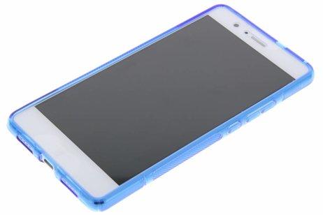 Huawei P9 Lite hoesje - S-line Backcover voor Huawei
