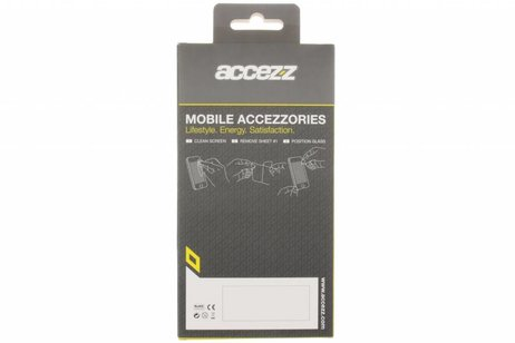 Accezz Xtreme Glass Screenprotector voor LG G5 (SE)