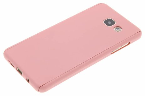 360° Effen Protect Backcover voor Samsung Galaxy A5 (2016) - Roze