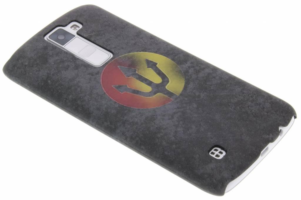 Design Hardcase Backcover voor LG K8