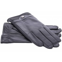 iMoshion Echt lederen touchscreen handschoenen - Maat XXL