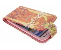 Design Flipcase Samsung Galaxy S3 / Neo
