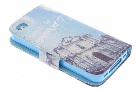 Design Softcase Booktype voor iPhone 4 / 4s