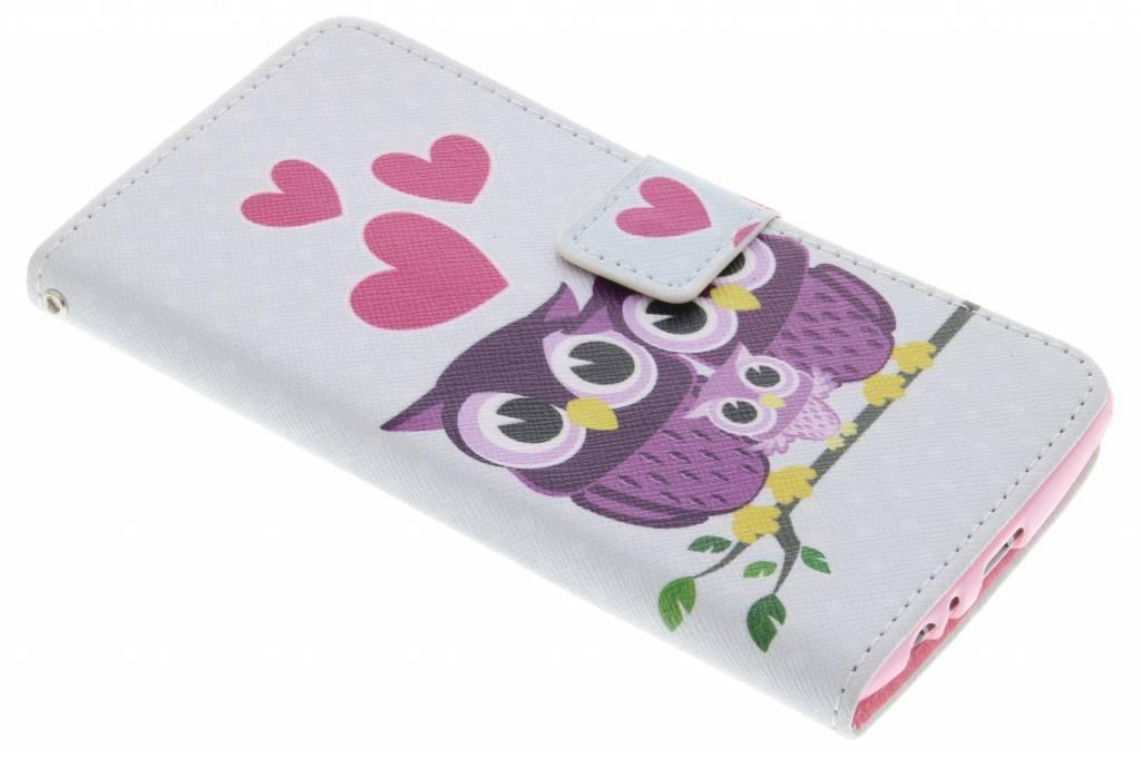 Design Softcase Booktype voor LG G4