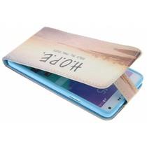 Design Flipcase Samsung Galaxy Note 4