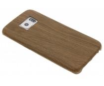 Houten Softcase Backcover Samsung Galaxy S6