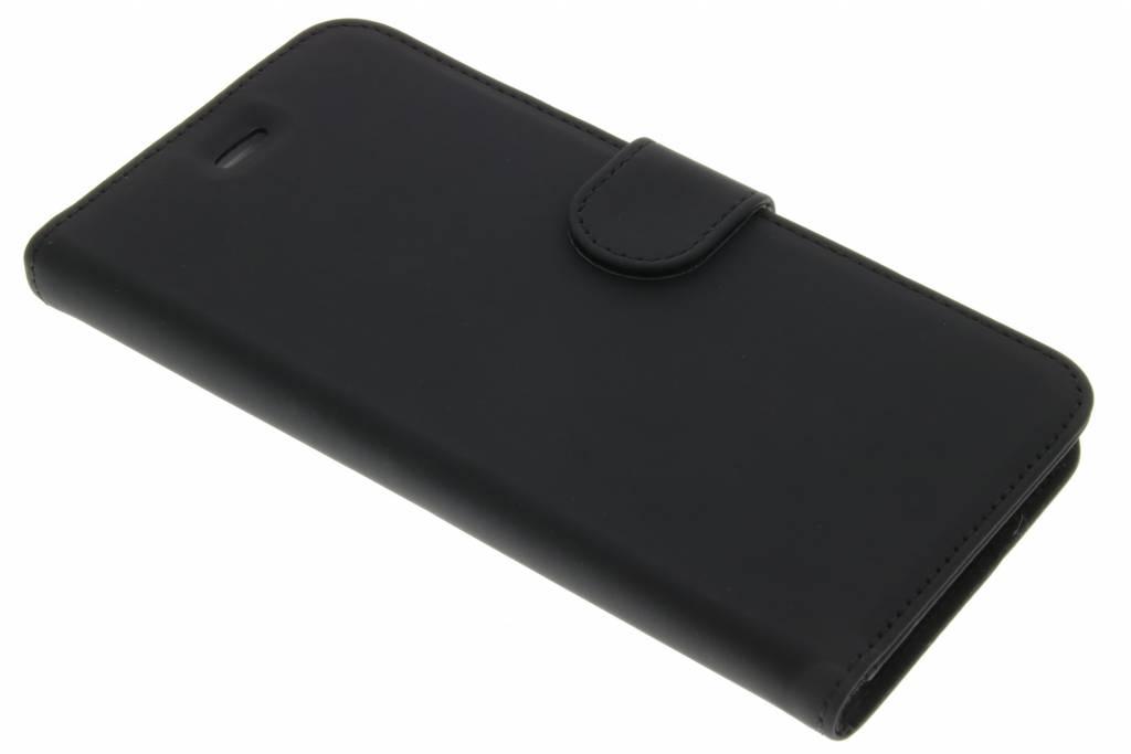Accezz Wallet Softcase Booktype voor iPhone 6(s) Plus - Zwart