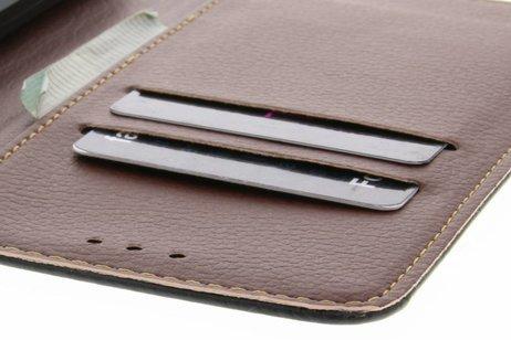 Huawei P9 Plus hoesje - Blad Design Booktype voor