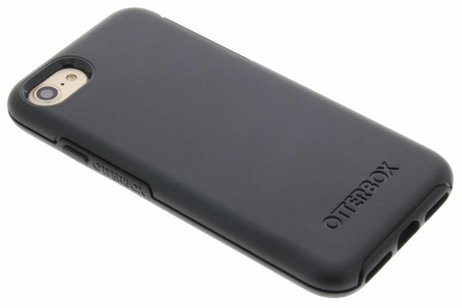 OtterBox Symmetry Series Backcover voor iPhone SE (2020) / 8 / 7 - Zwart