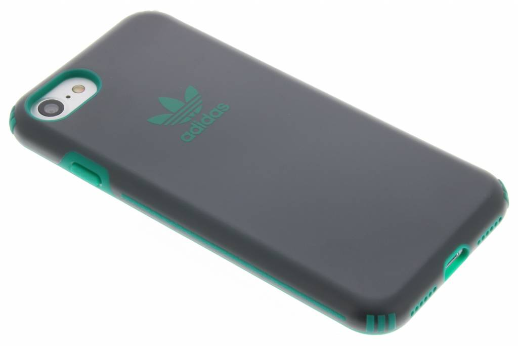 adidas Originals Dual Layer Backcover voor iPhone 8 / 7 - Groen