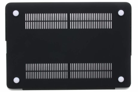 Design Hardshell Cover voor MacBook Air 13.3 inch - Sterren Paars