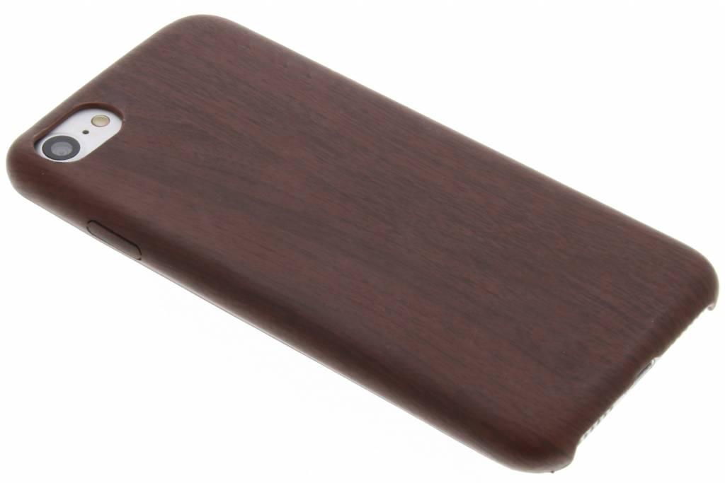 Houten Softcase Backcover voor iPhone 8 / 7