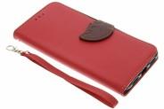Blad Design Booktype voor Google Pixel - Rood
