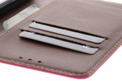 OnePlus 2 hoesje - Blad Design Booktype voor