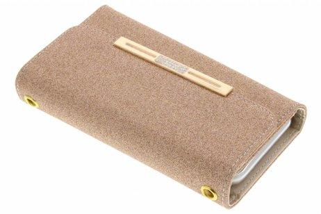 Blingbling Portemonnee voor iPhone 8 / 7 - Goud