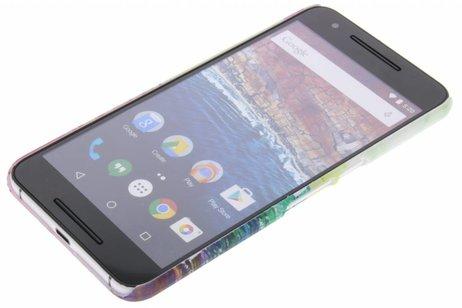 Huawei Nexus 6P hoesje - Design Hardcase Backcover voor