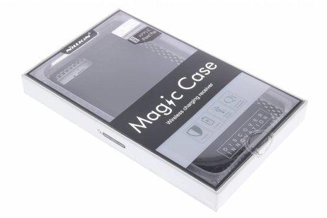Nillkin Magic Case Wireless Charging Receiver voor iPhone 8 Plus / 7 Plus - Zwart