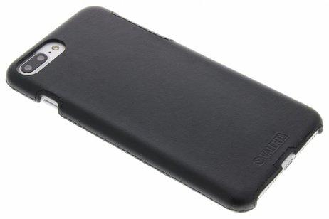 Valenta Classic Backcover voor iPhone 8 Plus / 7 Plus - Zwart