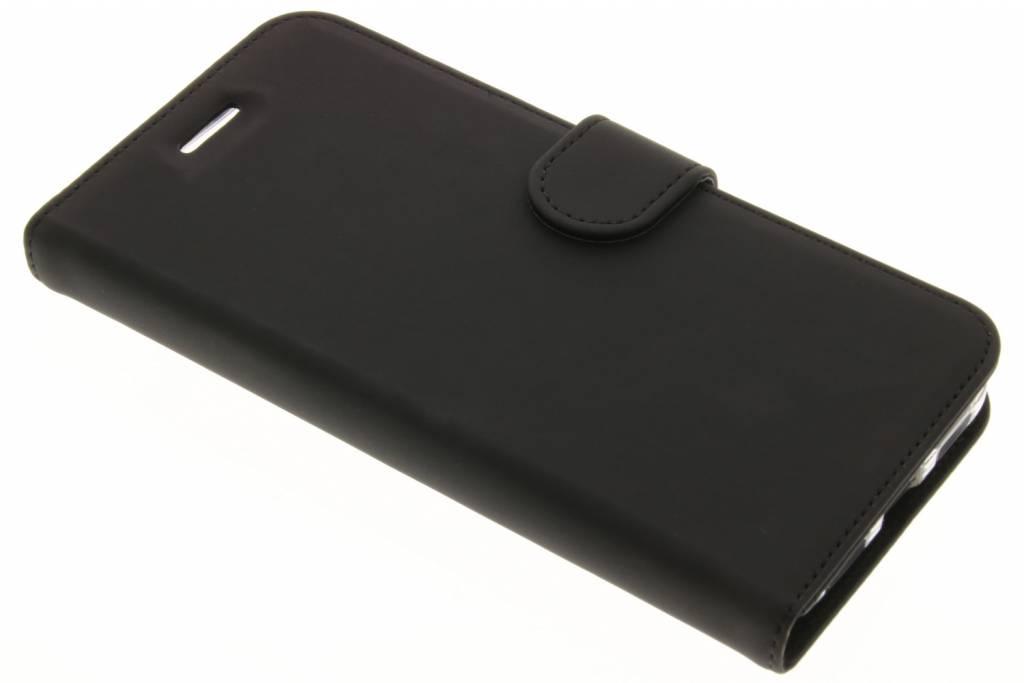 Accezz Wallet Softcase Booktype voor Google Pixel - Zwart
