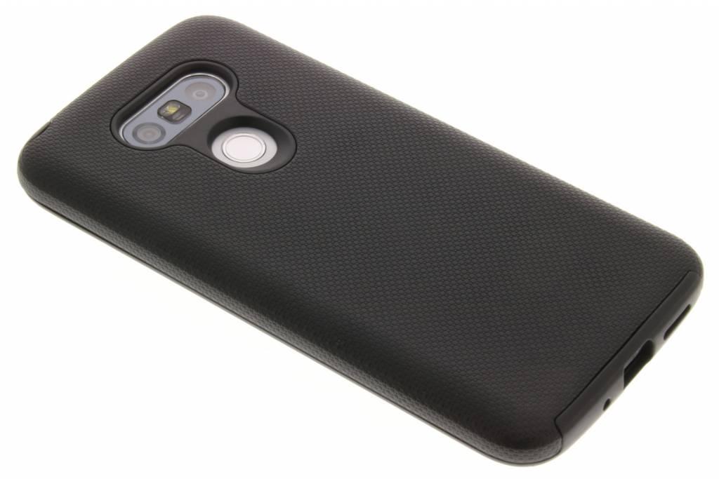 Accezz Xtreme Hardcase Backcover voor LG G5 (SE) - Zwart