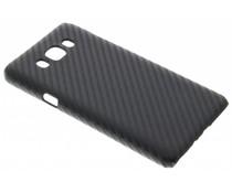 Carbon Hardcase Backcover Samsung Galaxy J7 (2016)