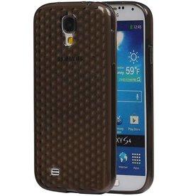 Diamand TPU Cases for Galaxy S4 i9500 Black
