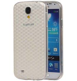 Diamand TPU Cases for Galaxy S4 i9500 White