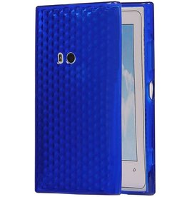 Diamand TPU Cases for Lumia 920 Dark Blue