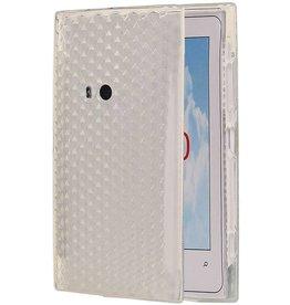 Diamand TPU cases for Lumia 920 White