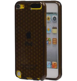 Diamand TPU Cases for iPod Touch 5 Black
