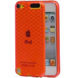 Diamand TPU Hoesjes voor iPod Touch 5 Roze
